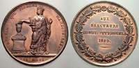 Frankreich Bronzemedaille Louis Philippe I. 1830-1848.