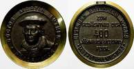 Reformation Eisengussmedaille Martin Luther
