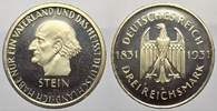 Weimarer Republik 3 Reichsmark 1931  A Min. berieben, polierte Platte  350,00 EUR Tax included +  shipping