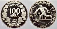 Bulgarien 100 Leva 1993  XV Polierte Platte Republik Bulgarien seit 1991. 15,00 EUR Tax included +  shipping