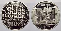 Polen-Republik 1990 bis Heute 10 Zloty 2007 Polierte Platte Republik Pol... 20,00 EUR Tax included +  shipping