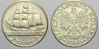 Polen-Republik 1918-1939 2 Zlote 1936 Vorzüglich Republik Polen 1918-1939. 15,00 EUR Tax included +  shipping